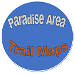 Paradise Area Trail Map